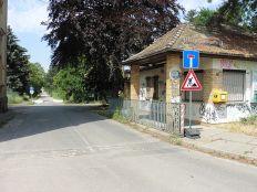 Pförtnerhäuschen an der Chemnitzer Straße