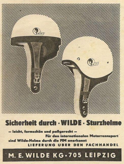Sturzhelm-Wilde in Reudnitz