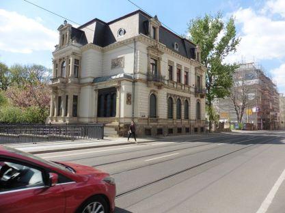 Villa Davignon in der Friedrich-Ebert-Straße