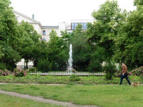Der hübsche Marienplatz