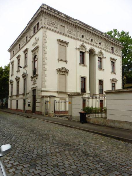 Chopinstraße / Ecke Marienplatz