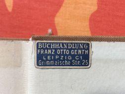 Buchhandlung Franz Otto Genth