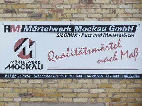 Mockauer Mörtelwerk 2016