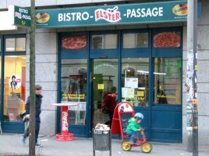 Bistro Elster-Passage 2016