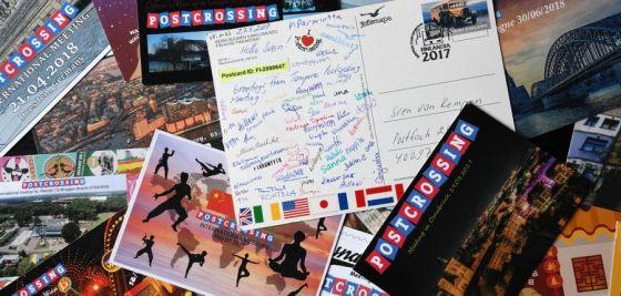 Postcrossing beschert Glücksmomente (Abb.: PCC)