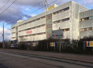 Der Neubau von 1980/81