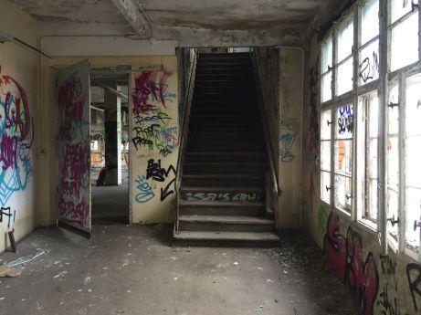 In Horns Fabrik in Großzschocher