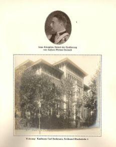 Großherzog von Sachsen-Weimar-Eisenach / Ferdinand-Rhode-Straße 4