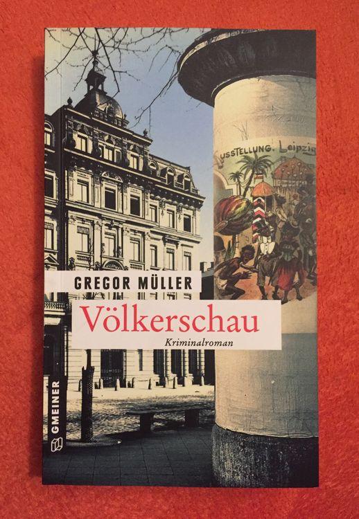 Gregor Müllers historischer Leipzig-Krimi
