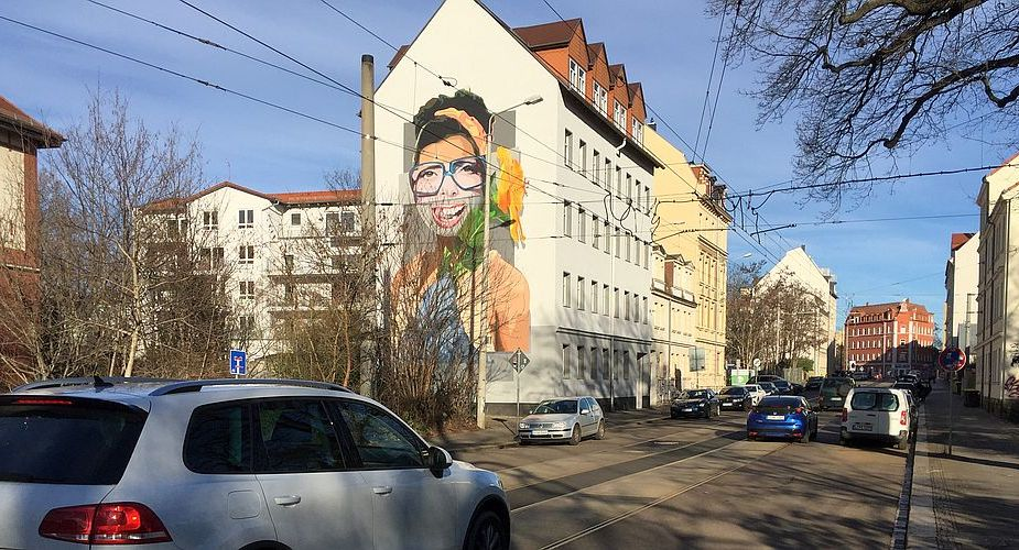 Leipziger Giebel 4