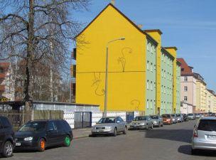 Giebel in der Stöckelstraße (2017)
