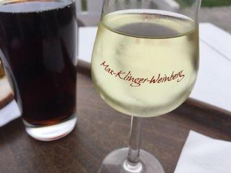 Klingers Weinberg in Großjena bei Naumburg