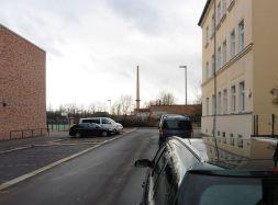 Die Knauthainer Straße 18 im Jahre 2021