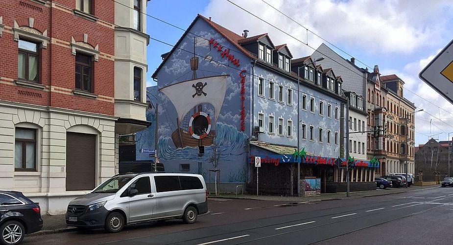 Leipziger Giebel 5