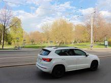 Blick über die Breite Straße zum Ramdohrschen Park