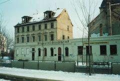 Braustübl alias Bube in der Prager Straße, 1996