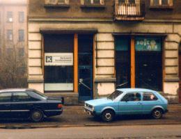 Leipzig-Bilder von 1991