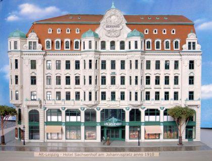 Hotel Sachsenhof, Nachbau: Dietrich Boddin