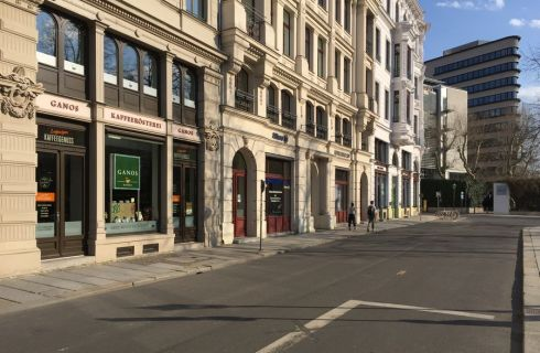 Dittrichring 2020: Leipziger Kaffee gibt's u.a. bei Ganos