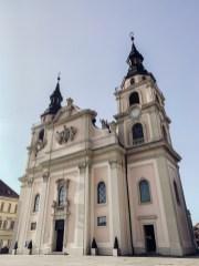 Rathausplatz Ludwigsburg