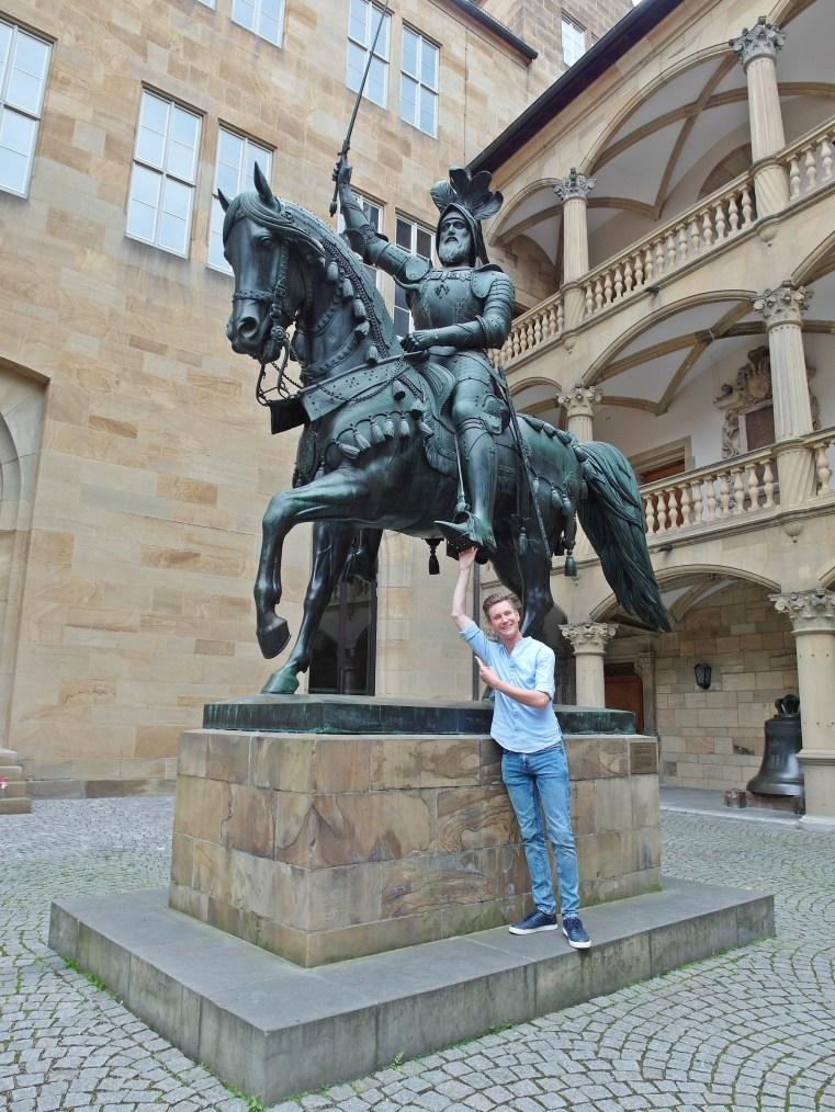 Arkadenhof Altes Schloss