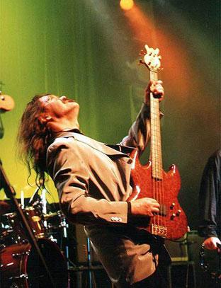 Bass Andreas Gehrke E-Bass RBC-Custom