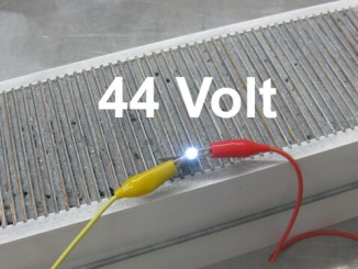 Kalkbatterie nach Turtur