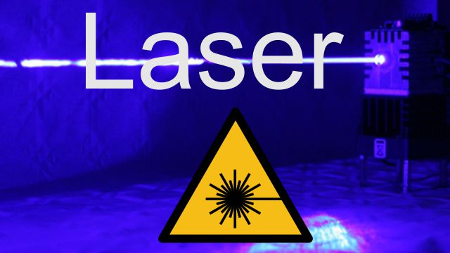 Laser selber bauen