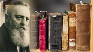 Viktor Schauberger alte Bücher