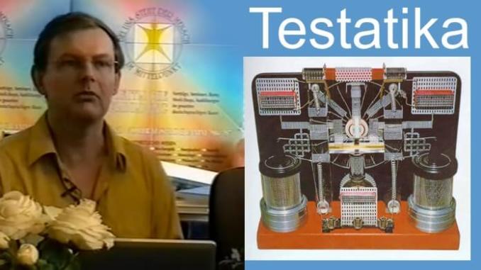 Wolfgang Wiedergut Testatika und Raumenergie