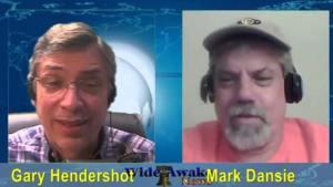 Mark Dansie und Gary Hendershot
