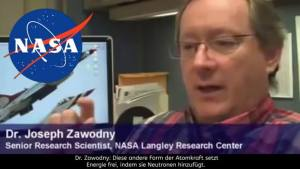 NASA sieht Zukunft in LENR