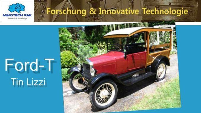 Ford-T Magneto (L) - Lichtmaschine