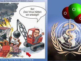 Die Abrissbirne der WHO