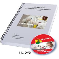 Chlordioxid gegen Corona inkl DVD