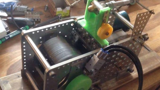 Lüling Magnetmotor von Manfred Klug