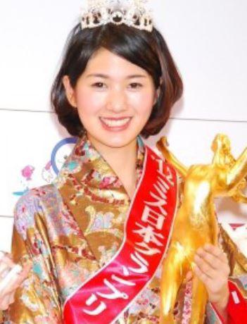 新井貴子 ミス日本グランプリ