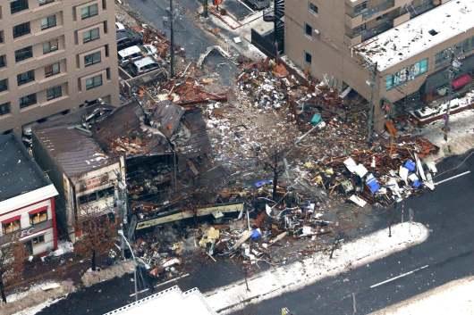 札幌市豊平区 火事爆発 原因 なぜ 理由 アパマン 従業員 スプレー