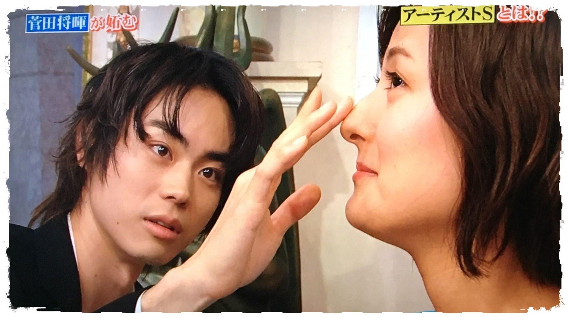 美女の鼻毛 美鼻乾杯 - 東京オートサロン2019