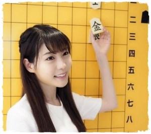女流棋士・竹俣紅