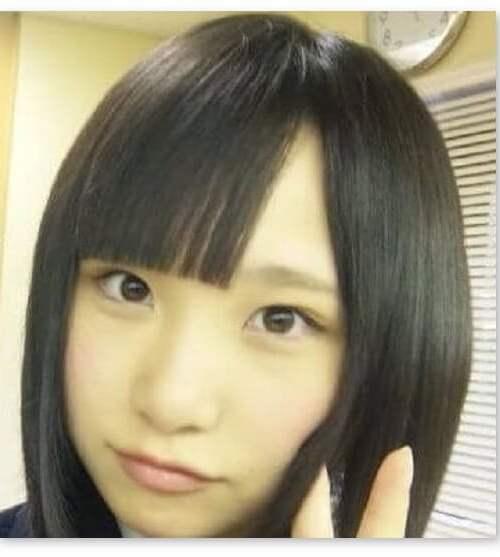 高橋朱里 髪型
