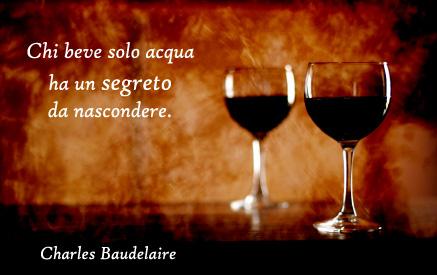 baudelaire vino