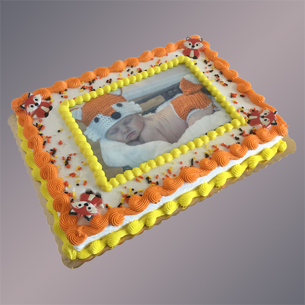 Edible Image Cakes