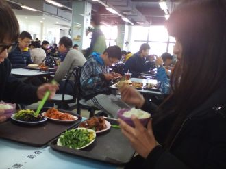 Canteen life
