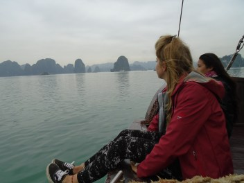 Jess: Fellow Brit and lone backpacker