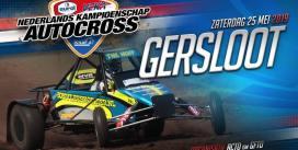 25 mei 2019 weer een NK autocross