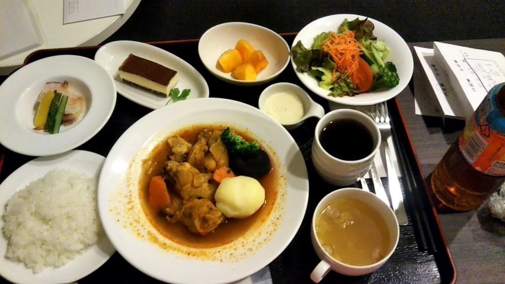 杉浦ウィメンズクリニック夕食2