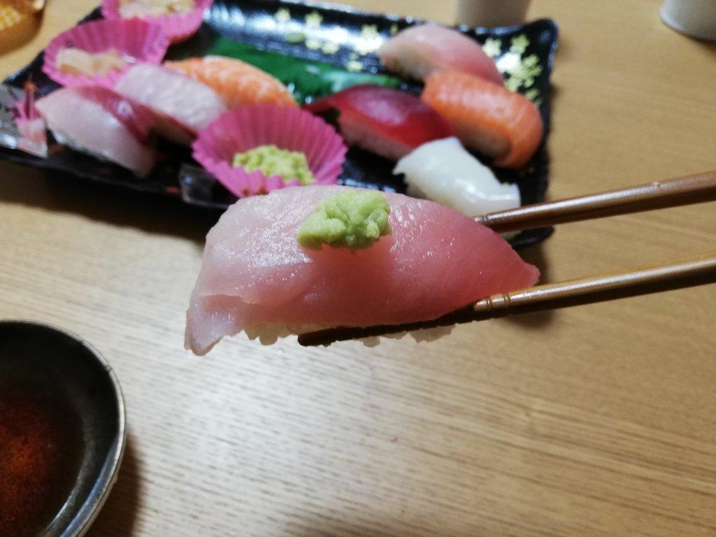 銚子丸ビンチョウマグロ