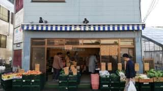 篠崎駅の激安八百屋「マル金」