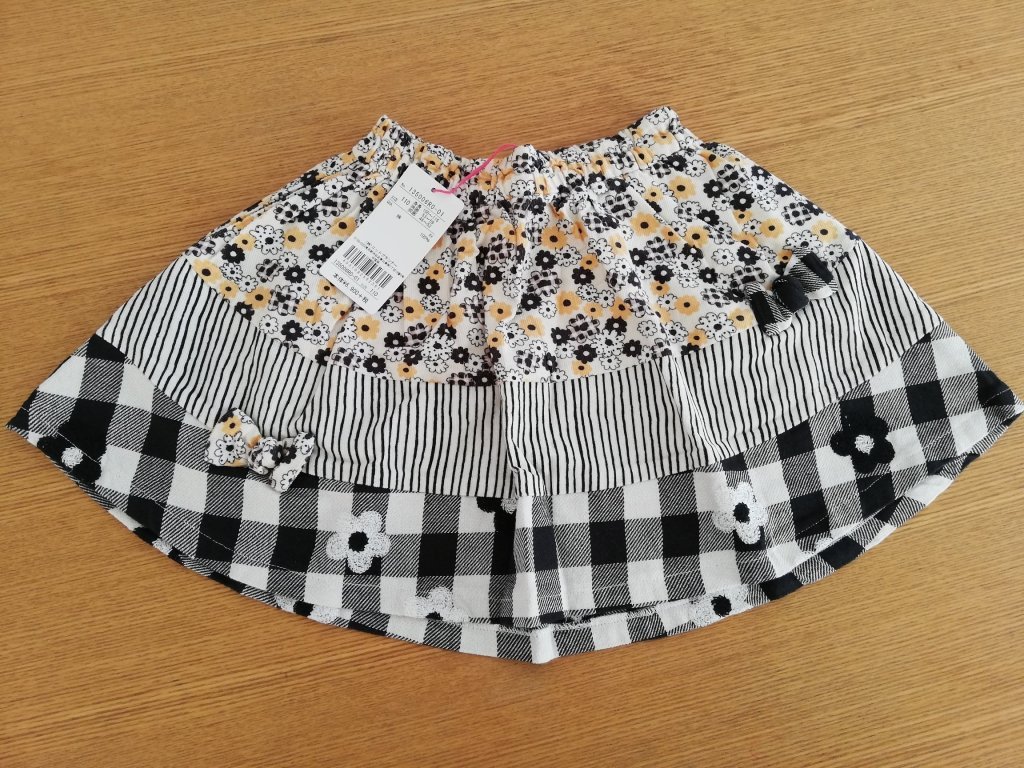 KPの2021年福袋のスカート